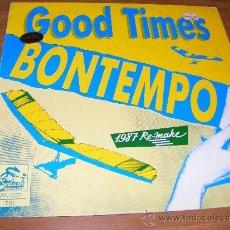 Discos de vinilo: 1 DISCO VINILO - 33 RPM - EP - AÑO 1987 - BONTEMPO ( GOOD TIMES ). Lote 37400689