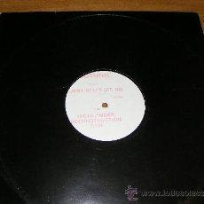 Discos de vinilo: 1 DISCO VINILO - 33 RPM - EP - AÑOS 90 - PLUTONIC ( LUBBY BELLS . HIGLEANDER RECONSTRUCTION . Lote 37401278