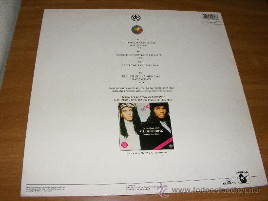 Discos de vinilo: PARTE TRASERA - Foto 2 - 37403851