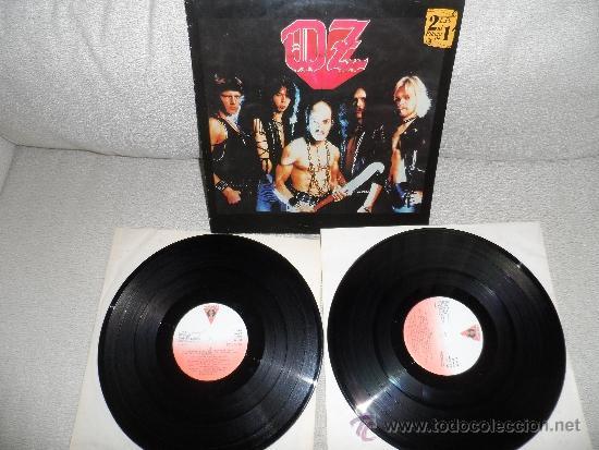 OZ-III WARNING METALLICA IRON MAIDEN MEGADETH (Música - Discos de Vinilo - Maxi Singles - Heavy - Metal)
