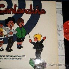 Dischi in vinile: CANTARELIÑA LP ESPAÑA 1983. Lote 41500446