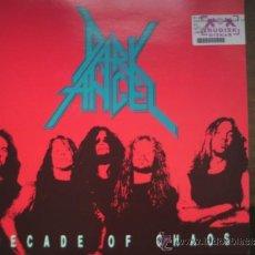Discos de vinilo: DARK ANGEL-DECADE OF CHAOS-LP. Lote 37418389
