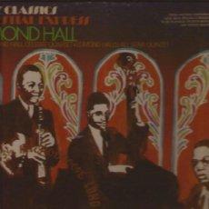 Discos de vinilo: LP-EDMOND HALL-CELESTIAL EXPRESS-BLUE NOTE 6505-1969-JAZZ-CHARLIE CHRISTIAN-PORTADA ABIERTA. Lote 37424305