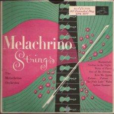 Discos de vinilo: EP-MELACHRINO ORCHESTRA STRINGS-RCA 3077-195??-USA-EASY LISTENING-DOBLE. Lote 37424768