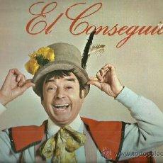 Discos de vinilo: JULIO RISCAL (EL CONSEGUIDOR) LP SELLO EMI-ODEON EDITADO EN ESPAÑA AÑO 1979. Lote 37426140