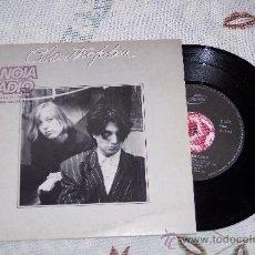 Discos de vinilo: CLAUSTROFOBIA 7´EP LA ELEGANCIA DE TUS LAGRIMAS (1988) PROMOCIONAL. Lote 45463635