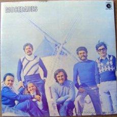 Discos de vinilo: LP - MOCEDADES , DISCO CON DOBLE PORTADA . Lote 37430602