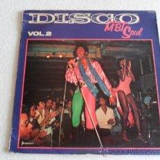 Discos de vinilo: MBT SOUL - DISCO VOL. 2 . Lote 37457372