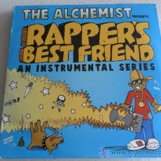 Dischi in vinile: THE ALCHEMIST PRESENTS RAPPER'S BEST FRIENDS 2007 2LP. Lote 37457848