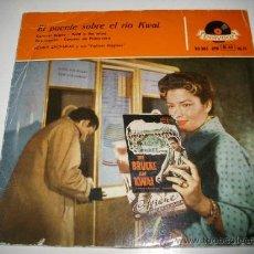 Discos de vinilo: HELMUT ZACHARIAS Y SUS VIOLINES MAGICOS (1958 POLYDOR ESPAÑA) EL PUENTE SOBRE EL RIO KWAI . Lote 37466729