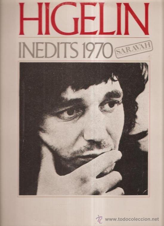 HIGELIN 1970 (Música - Discos - LP Vinilo - Pop - Rock - Extranjero de los 70)