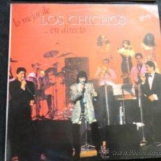 Discos de vinilo: LOS CHICHOS LP DIRECTO. Lote 105451587