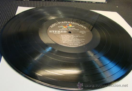 Discos de vinilo: BRIAN HYLAND / country meets folk 1964 !! PSYCH FOLK, ORIG. EDIT. USA !! TODO EXC !!!! - Foto 3 - 37445052