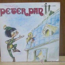 Discos de vinilo: PETER PAN. DISCO CON CUENTO. MOVIEPLAY SN-60040. Lote 37446862