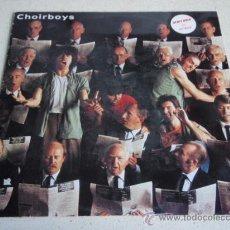 Discos de vinilo: CHOIRBOYS 'HEAVY ROCK FROM AUSTRALIA' ( CHOIRBOYS ) 1984-SWEDEN LP33 RCA. Lote 802289