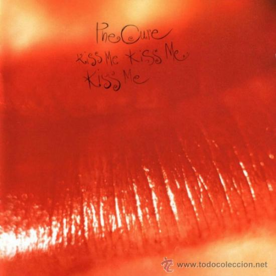 2LP THE CURE KISS ME, KISS ME , KISS ME 180 G VINILO RECORD STORE DAY 2013 RSD GOTHIC (Música - Discos - LP Vinilo - Pop - Rock - New Wave Extranjero de los 80)