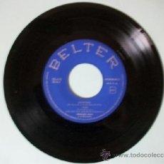 Discos de vinilo: SINGLE PATRICK JAQUE Y ORQUESTA ADOLFO VENTAS. Lote 37452818