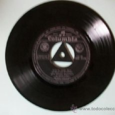 Discos de vinilo: SINGLE EP RAMON CALDUCH Y ORQUESTA 1962 . Lote 37452880