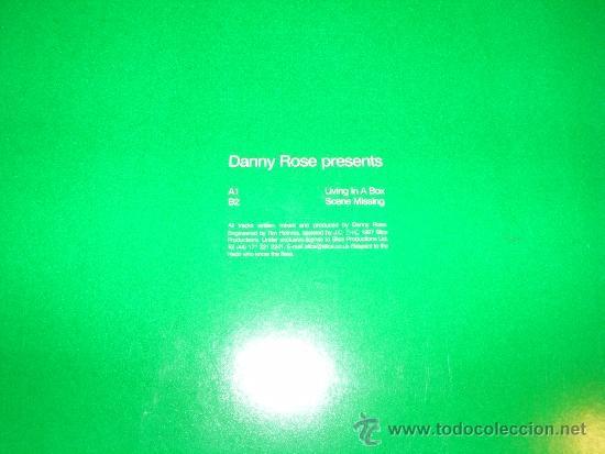 Discos de vinilo: PARTE TRASERA CON LAS CANCIONES - Foto 2 - 37457119