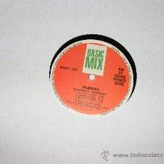 Disques de vinyle: 1 DISCO VINILO - 33 RPM - EP - AÑOS 90 - RAMIREZ -LA MUSICA TREMENDA ( D.J RICCI REMIX - FABRICE REM. Lote 37457208