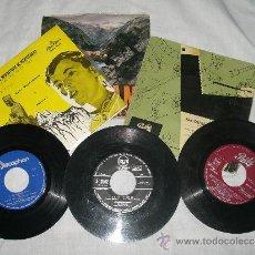 Discos de vinilo: LOTE DISCOS EP 45 REVOLUCIONES. Lote 37461313