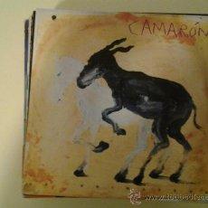 Discos de vinilo: CAMARON - LA PRIMAVERA - FLAMENCO (PEDIDO MINIMO 6 EUROS). Lote 37471029