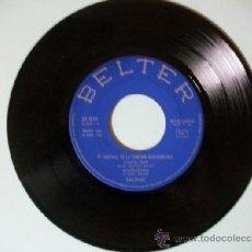 Discos de vinilo: ENNIO SANGIUSTO E.P 1964 ORQUESTA SINGLE. Lote 37470809