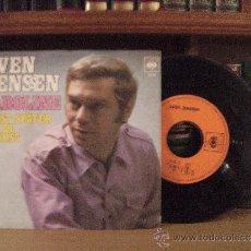 Discos de vinilo: SVEN JENSSEN, CAROLINE,1969. Lote 37474365
