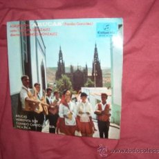 Discos de vinilo: AGRUPACION ARUCAS FAMILIA GONZALEZ CANTA CHECHA CANCION CANARIAS EP . Lote 37480125