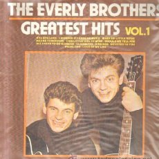 Disques de vinyle: THE EVERLY BROTHERS. GREATEST HITS VOL.1 D-GRUPEXT-772. Lote 37480479
