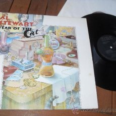 Discos de vinilo: AL STEWART LP YEAR OF THE CAT- MADE IN ENGLAND 1976 GATEFOLD SLEEVE. Lote 37484159