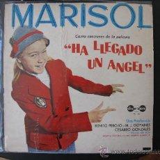Discos de vinilo: MARISOL LP HA LLEGADO UN ANGEL - VENEZUELA. Lote 37507069
