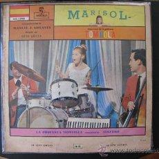 Discos de vinilo: MARISOL LP TOMBOLA - VENEZUELA. Lote 37507118