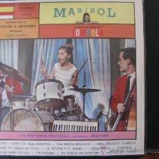 Discos de vinilo: MARISOL LP TOMBOLA - BRASIL. Lote 37507170
