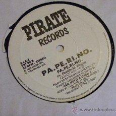 Discos de vinilo: 1 DISCO VINILO - 33 RPM - EP - AÑO 1993- PA.PE.RI.NO ( BIZARRMIX - CLUB MIX. Lote 37508667