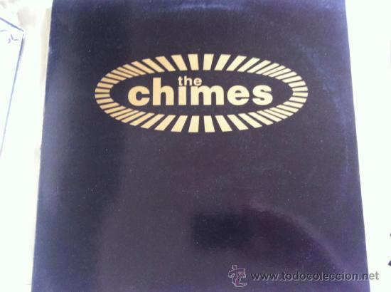 LP THE CHIMES-THE CHIMES (Música - Discos de Vinilo - EPs - Pop - Rock - New Wave Internacional de los 80)