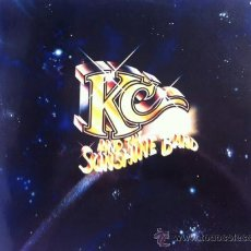 Discos de vinilo: LP KC AND THE SUNSHINE BAND-WHO DO JA LOVE-ESPAÑA. Lote 37513258