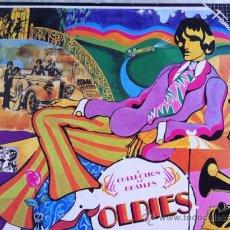 Discos de vinilo: LP THE BEATLES-OLDIES-A COLLECTION OF BEATLES-FAMA. Lote 37513716