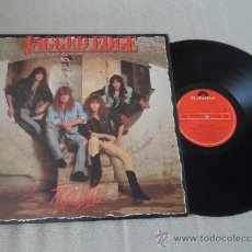Discos de vinilo: JAGGED EDGE - TROUBLE 90 MADE IN HOLLAND METALLICA IRON MAIDEN AC DC. Lote 37515647