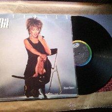 Disques de vinyle: TINA TURNER - PRIVATE DANCER - L P . Lote 37521888
