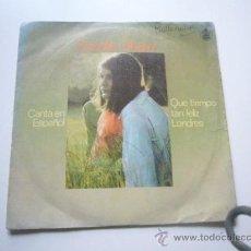 Discos de vinilo: SANDIE SHAW (EN ESPAÑOL) / QUE TIEMPO TAN FELIZ / LONDRES (SINGLE 1968). Lote 37635203