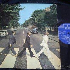 Discos de vinilo: THE BEATLES-ABBEY ROAD-1ª EDICION ORIGINAL ESPAÑOLA AÑO 1969. Lote 37527709