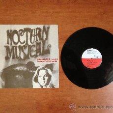 Discos de vinilo: MIQUEL BADIA - NOCTURN MUSICAL (1969 EDIGSA). Lote 37540684