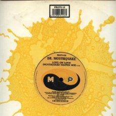 Discos de vinilo: DR. MOUTHQUAKE - LOVE ON LOVE . Lote 37545740
