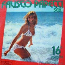 Discos de vinilo: LP - FAUSTO PAPETTI . Lote 37551644