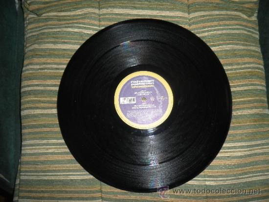Discos de vinilo: RAHSAAN PATTERSON - WHERE YOU ARE MAXI EP 33 R.P.M.- 12 PULGADAS - ORIGINAL ITALIA - UNIVERSAL 1988 - Foto 5 - 37565303