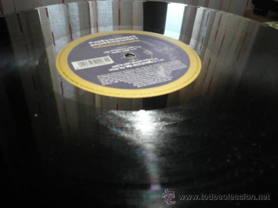 Discos de vinilo: RAHSAAN PATTERSON - WHERE YOU ARE MAXI EP 33 R.P.M.- 12 PULGADAS - ORIGINAL ITALIA - UNIVERSAL 1988 - Foto 9 - 37565303