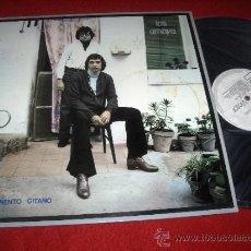 Discos de vinilo: LOS AMAYA SENTIMIENTO GITANO LP 1978 RCA VICTOR PROMO RUMBA CATALANA EXCELENTE ESTADO. Lote 37564409