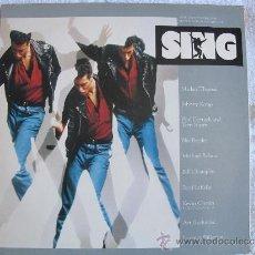 Discos de vinilo: LP - SING (BANDA SONORA ORIGINAL) - VARIOS (SPAIN, CBS 1989). Lote 37572485