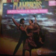 Discos de vinilo: GRUPO FLAMENCO DE ANTONIO ARENAS. Lote 37579467